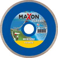 MAXON FAIANTA 125 Disc diamantat continuu MAXON MCS125C