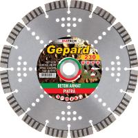 GEPARD 230 Disc diamantat pt. beton armat GEPARD 230