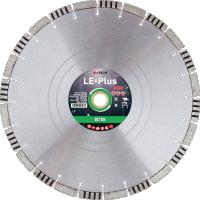 LE-PLUS 350 Disc diamantat segmentat LE-Plus 350