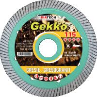 GEKKO 115 Disc diamantat pt. gresie GEKKO 115