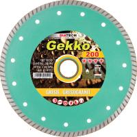 GEKKO 200 Disc diamantat pt. gresie GEKKO 200