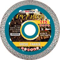PYTHON 115 Disc diamantat pt. gresie PYTHON 115