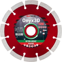 ONYX 3D SEGMENTAT 150 Disc diamantat ZENESIS SEGMENTAT 150
