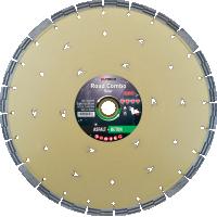 COMBO STAR 350 Disc diam. COMBO STAR ASFALT+BETON 350